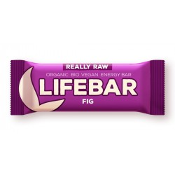 Lifebar baton cu smochine raw bio 47g Lifefood