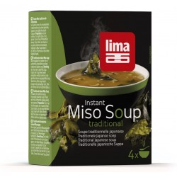 Supa Miso instant 4x10g