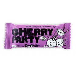 Baton Cherry Party raw bio 30g Dragon Superfoods