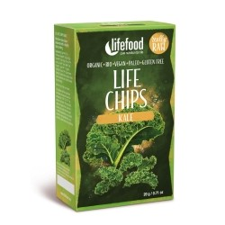 Life Chips din kale raw bio 20g Lifefood