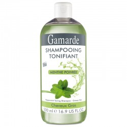 Sampon natural tonifiant bio 500ml Gamarde