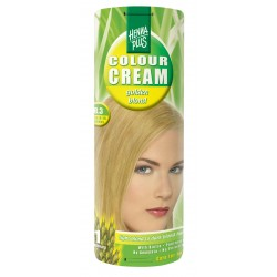 COLOUR CREAM - CREMA NUANTATOARE GOLDEN BLOND 8.3 60 ml Hennaplus