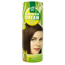 COLOUR CREAM - CREMA NUANTATOARE CHOCOLATE BROWN 5.35 60 ml HennaPlus