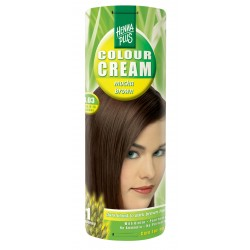 COLOUR CREAM - CREMA NUANTATOARE MOCHA BROWN 4.03  60 ml HennaPlus