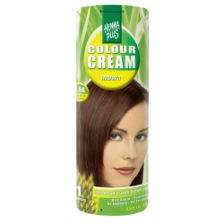 COLOUR CREAM - CREMA NUANTATOARE AUBURN 4.56 60 ml HennaPlus