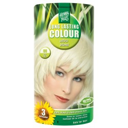 LONG LASTING COLOUR – DECOLORANT  ULTRA BLOND 00 140 ml HennaPlus